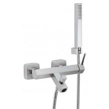 Mitigeur pour baignoire avec douchette Gioira & Redi gamme Kriss