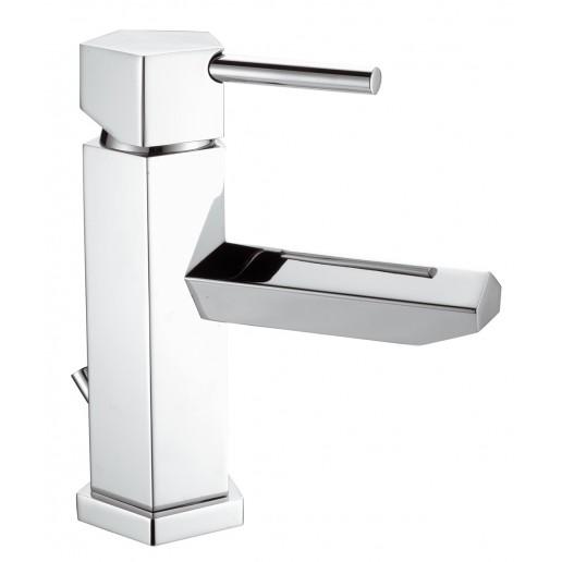 Mitigeur pour lavabo Gioira & Redi gamme Pentagono