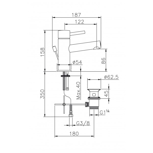 Huber kiruna doucheset ontwerp inspiratie voor uw badkamer meubels thuis - Lavabos ontwerp ...