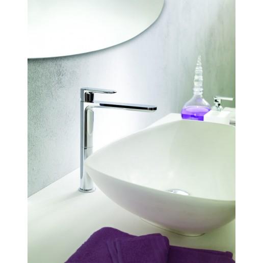 mitigeur lavabo haut huber gamme levity livraison offerte. Black Bedroom Furniture Sets. Home Design Ideas