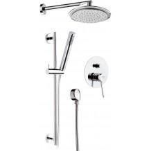 Ensemble de douche encastré Remer gamme Minimal