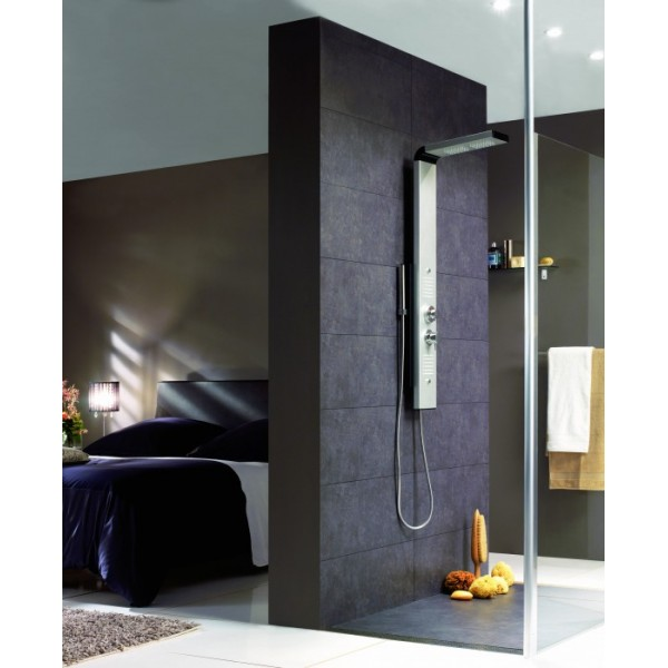 colonne de douche valentin gamme dune mondial robinet. Black Bedroom Furniture Sets. Home Design Ideas