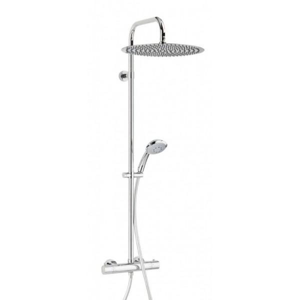 colonne de douche valentin gamme elle et lui dome de pluie opium mondial robinet. Black Bedroom Furniture Sets. Home Design Ideas