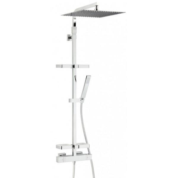 colonne de douche valentin gamme dome de pluie touareg mondial robinet. Black Bedroom Furniture Sets. Home Design Ideas