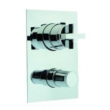 Facade mitigeur thermostatique Cisal gamme Barcelona