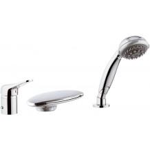 Mitigeur bain douche 3 trous sur gorge Remer gamme Kiss