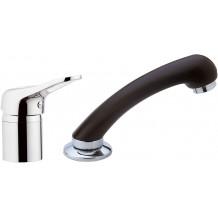 Mitigeur lavabo pour coiffeur Remer gamme Kiss