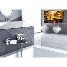 Mitigeur bain-douche mural Remer gamme Class line